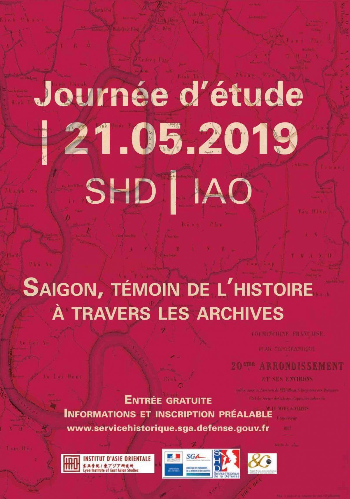 Saïgon, témoin de l'histoire à travers les archives