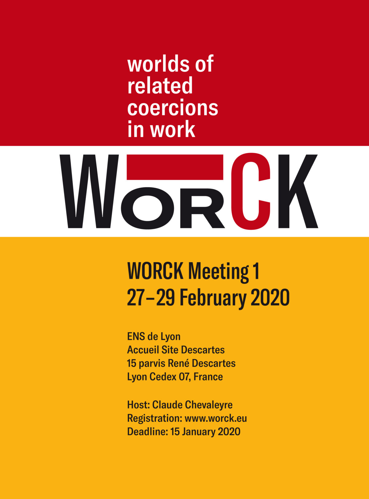 WORCK Meeting