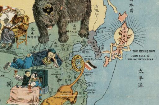 La caricature en Asie de l'Est : regards croisés