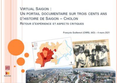 Virtual Saigon