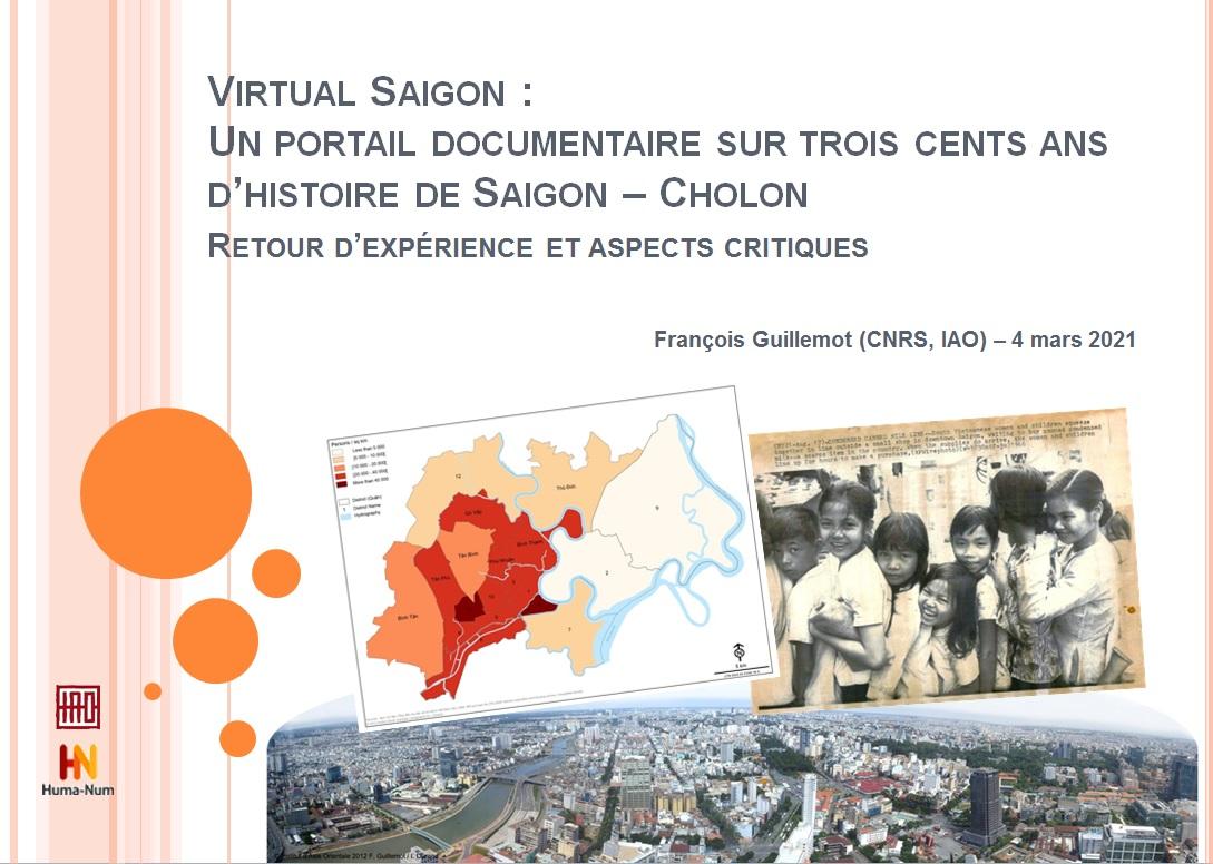 Séminaire IrAsia : Projets numériques dans les laboratoires