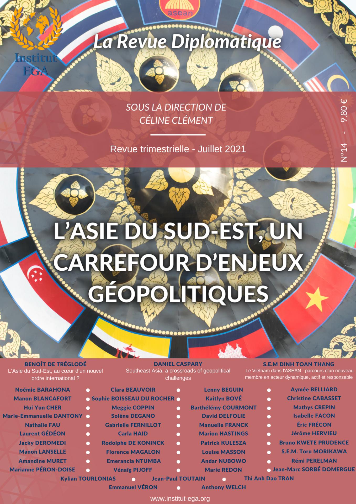 Revue Diplomatique n°14 - Institut EGA